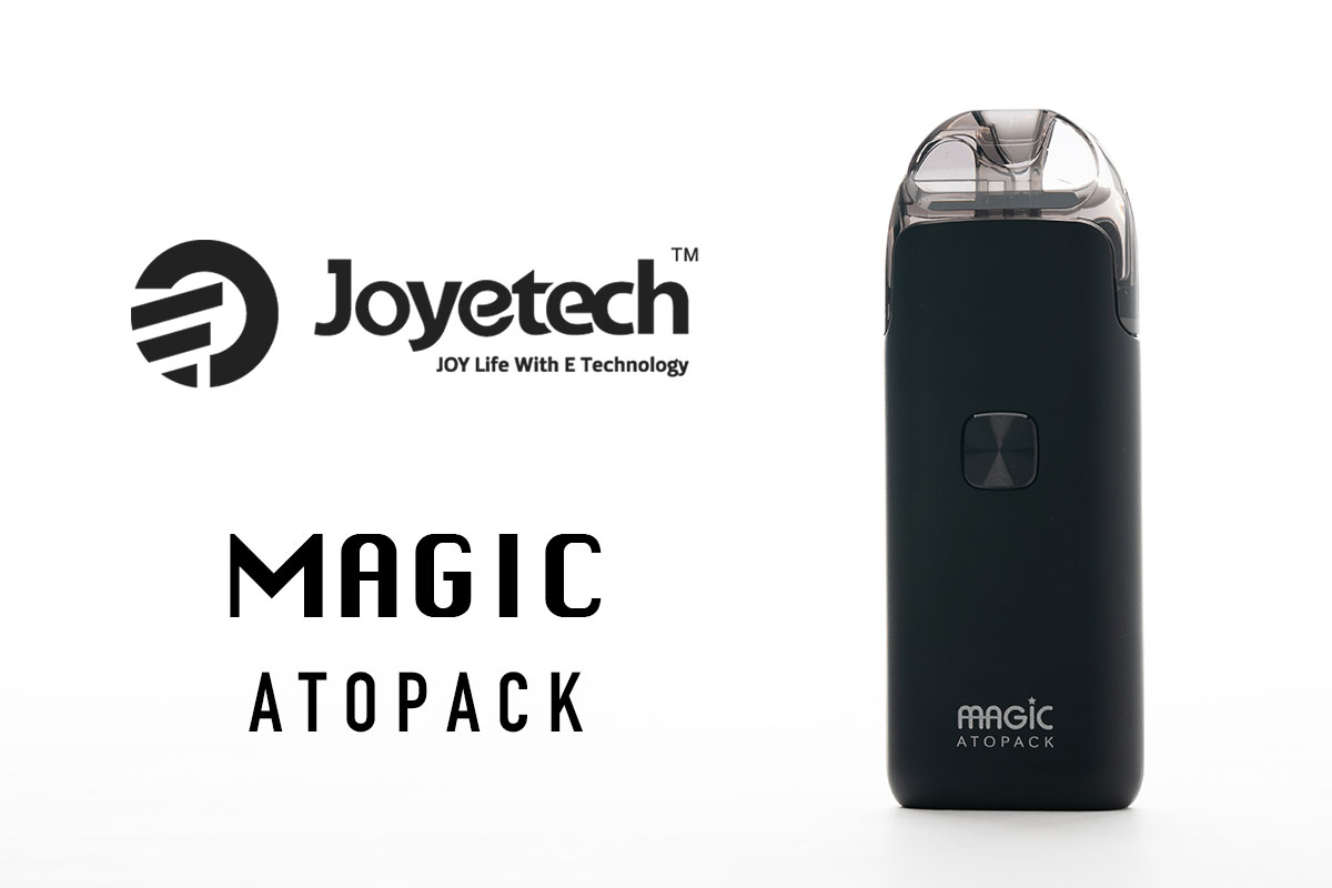 【Joyetech MAGIC ATOPACKレビュー】ジョイテック マジック アトパック