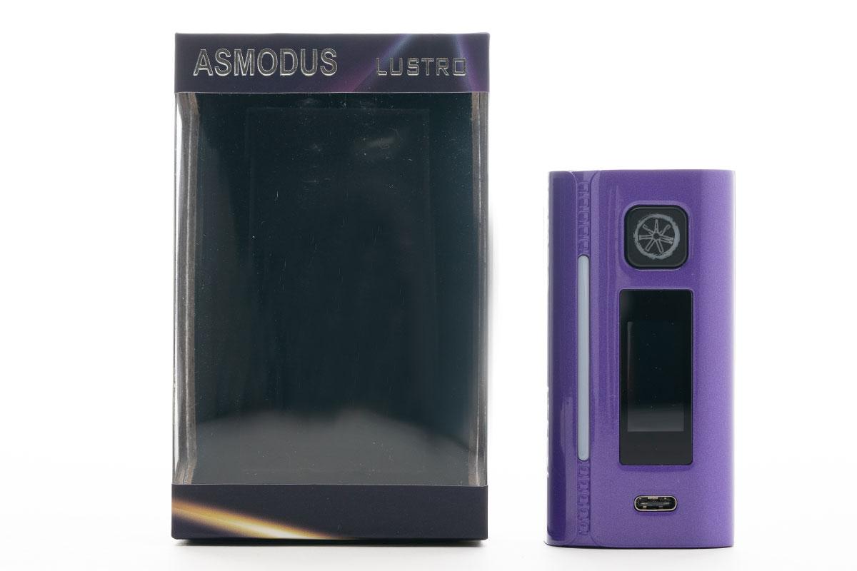 Asmodus Lustro 200Wレビュー
