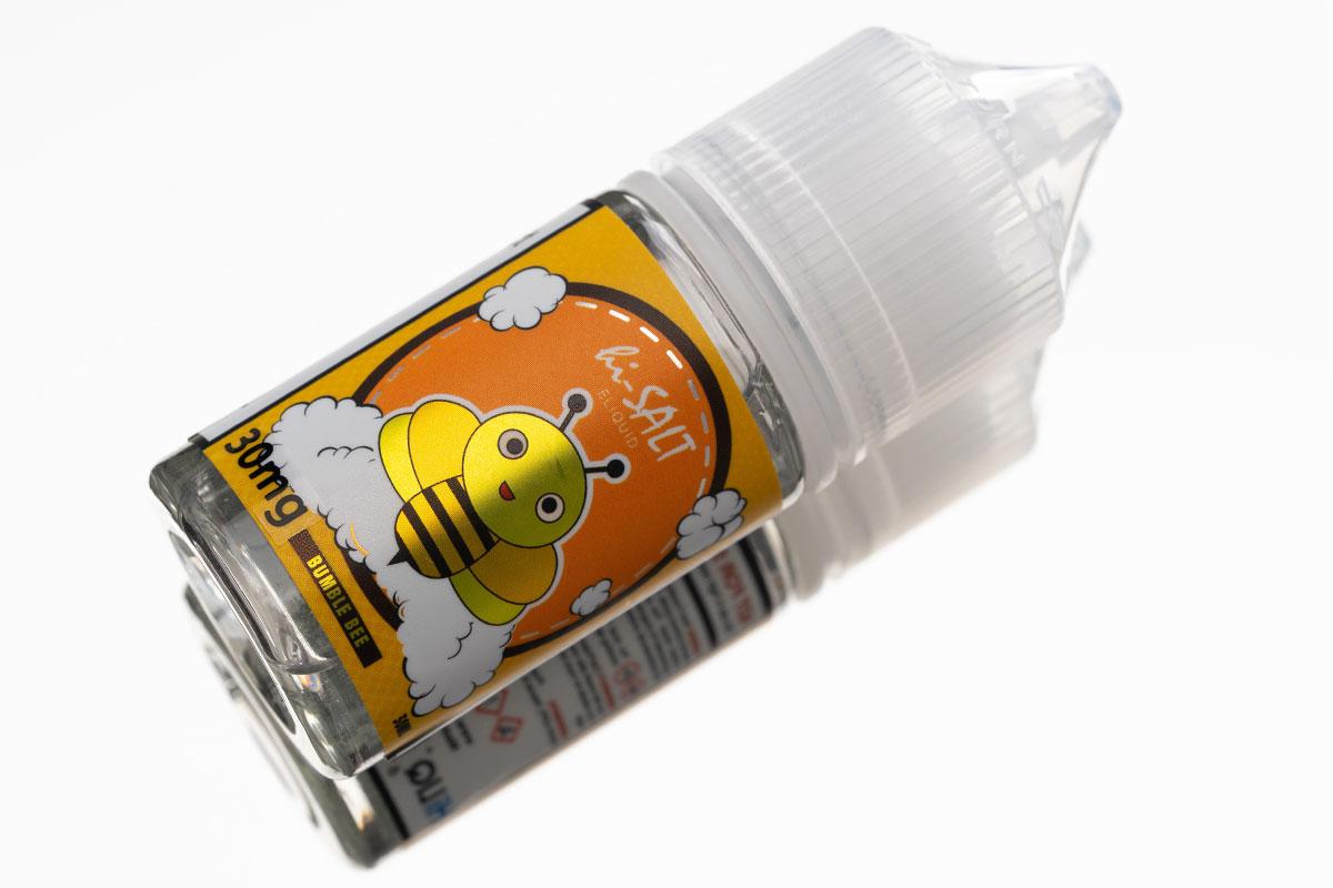 HiLIQ hi-Salt Bumble Bee ハイリク ハイソルト バンブルビー