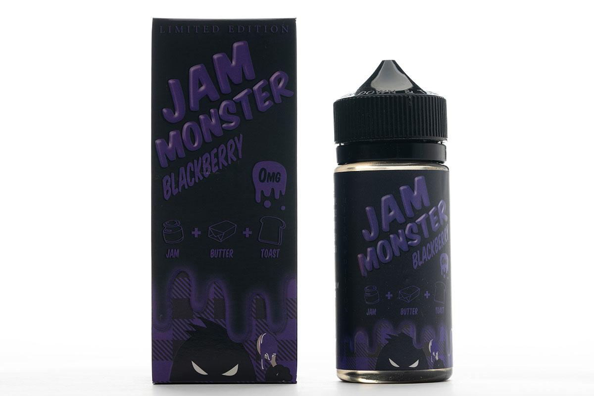 Jam Monster Blackberryの詳細