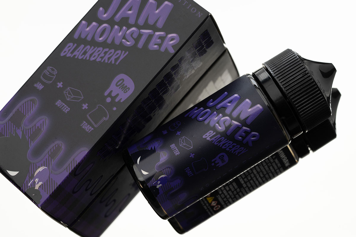 Jam Monster Blackberryのまとめ