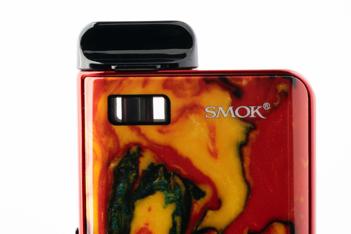 SMOK MICO Kitのリキッド確認窓