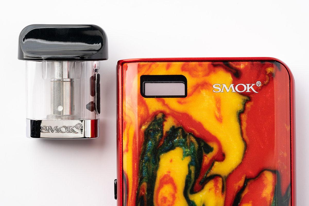 SMOK MICO KitとPODカートリッジ