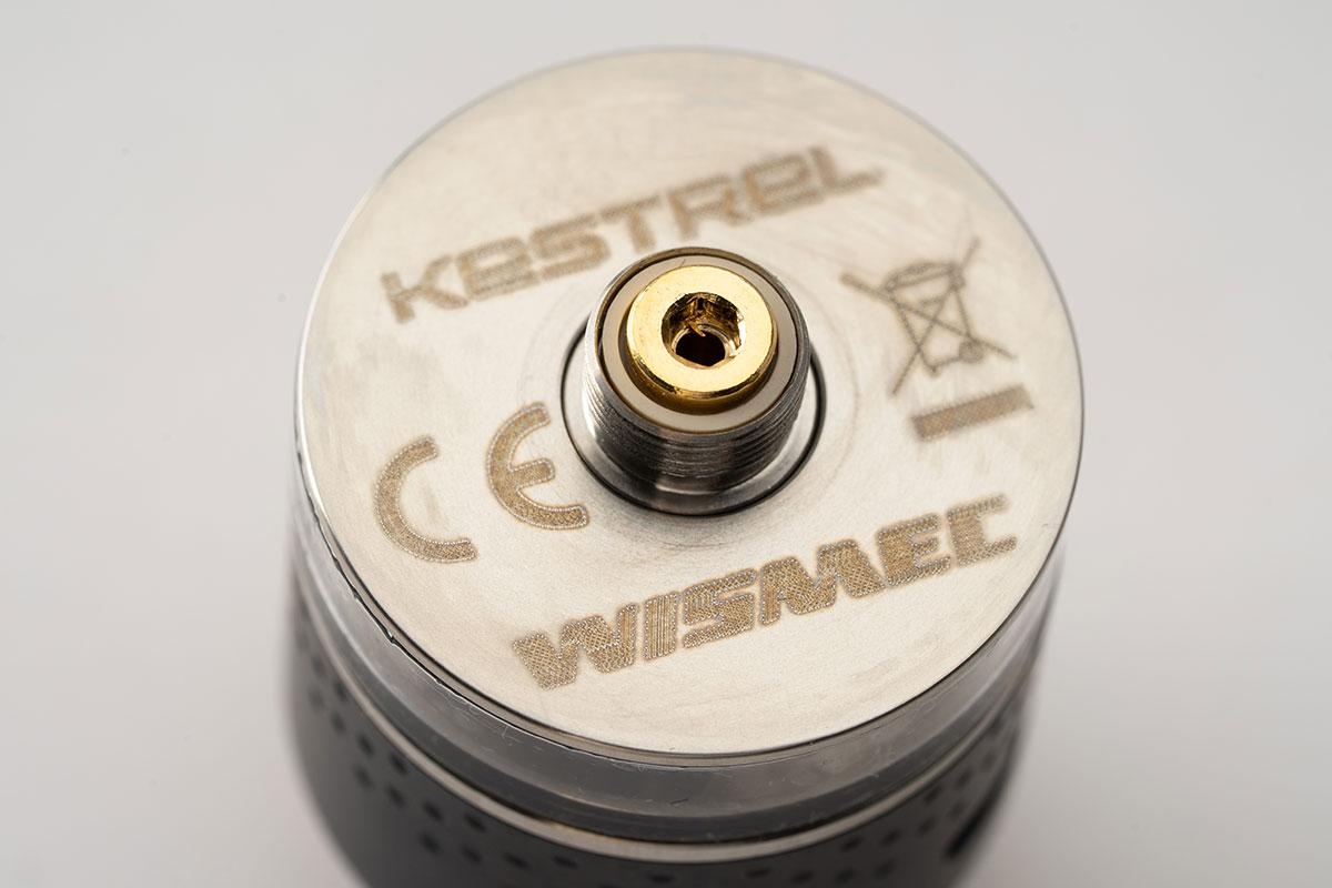 【WISMEC KESTREL レビュー】ウィスメック ケストレル