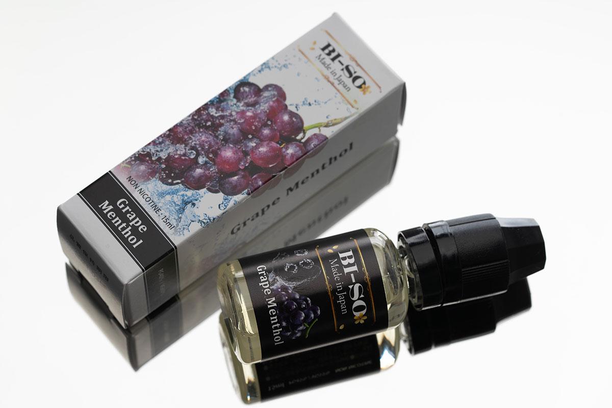 BI-SO Grape Menthol グレープメンソール
