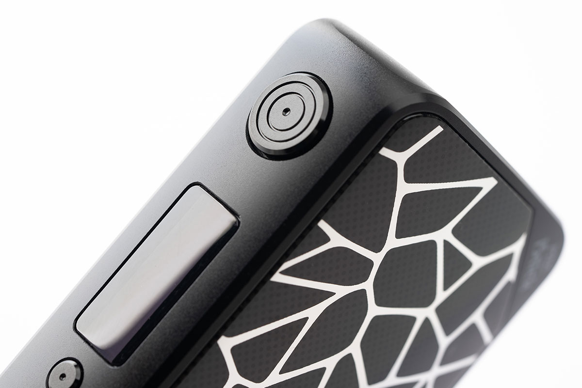 Eleaf iStick MIXのパフボタン