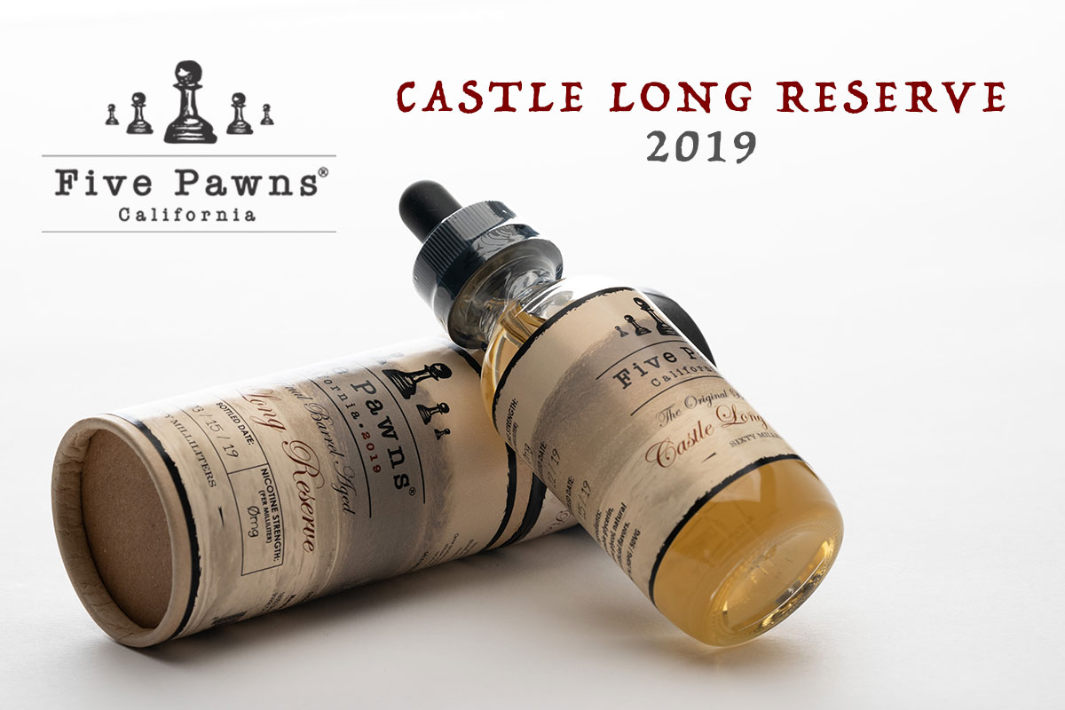 Five Pawns CASTLE LONG RESERVE 2019 レビュー