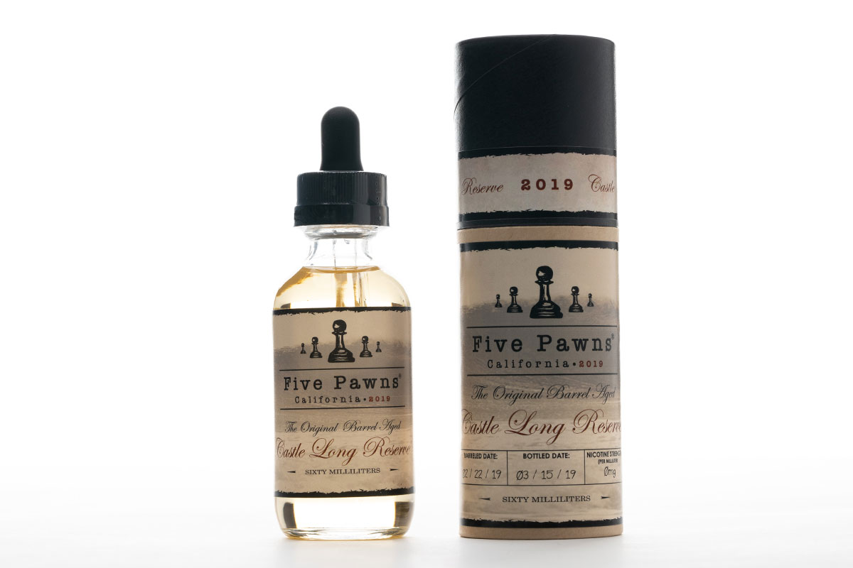 Five Pawns CASTLE LONG RESERVE 2019