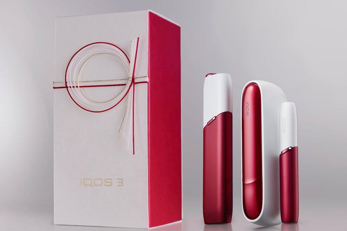 アイコス3とマルチの日本限定カラー|新元号「令和」を記念した祝賀モデル