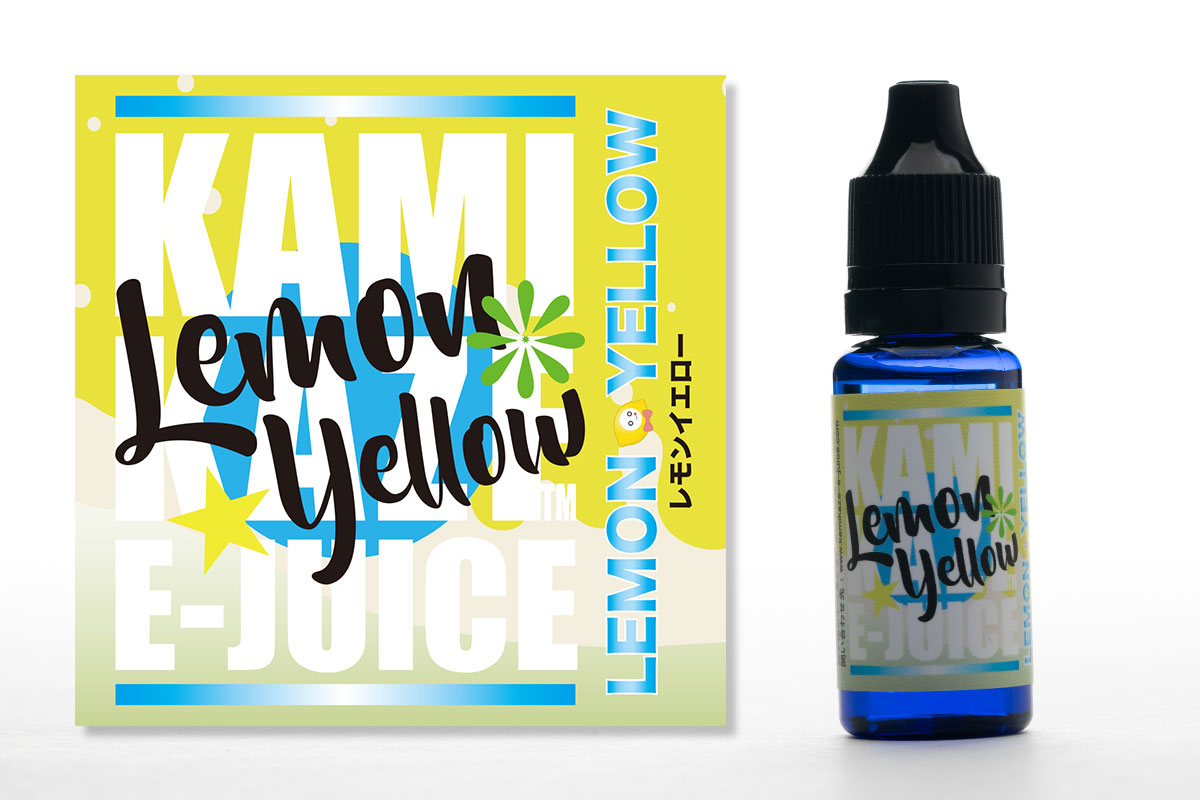 KAMIKAZE Lemon Yellowの詳細