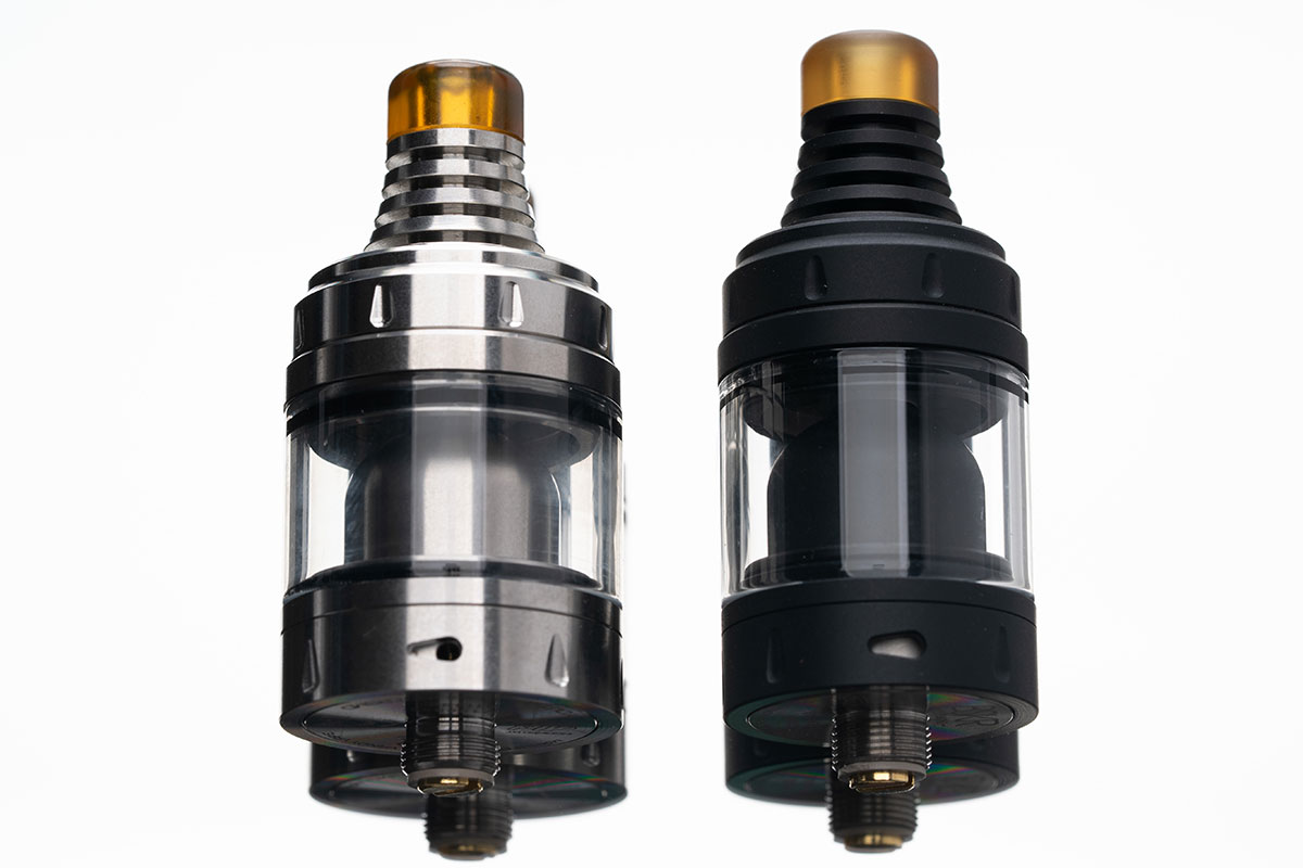 Vandy Vape BERSERKER V1.5 MINI MTL RTAとノーマル版(24mm)