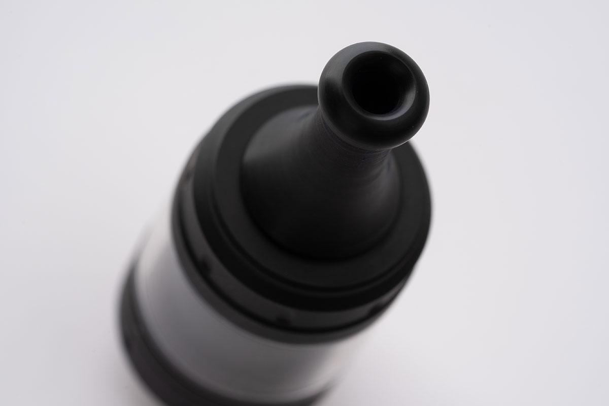 Vandy Vape BERSERKER V1.5 MINI MTL RTAのドリップチップ(ロング)