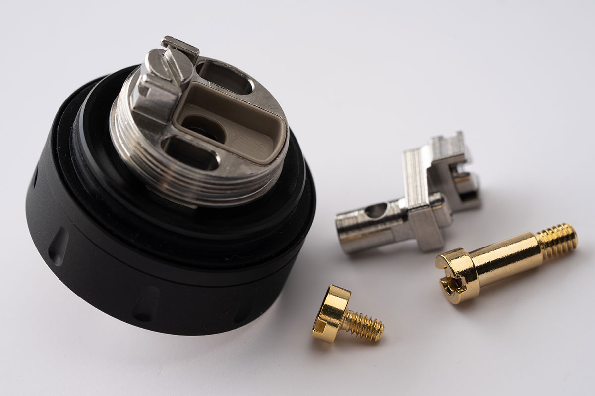 Vandy Vape BERSERKER V1.5 MINI MTL RTAのピン分解