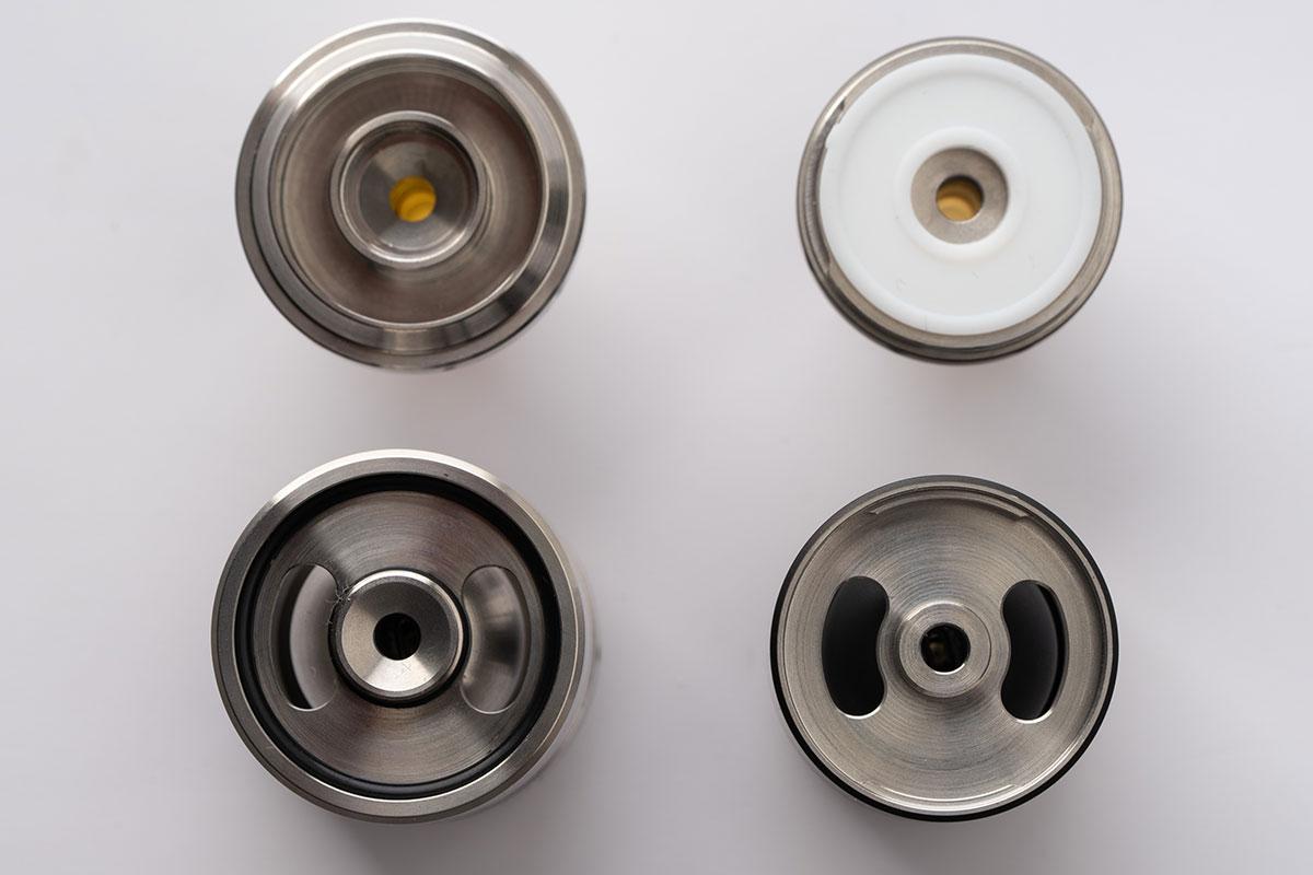 Vandy Vape BERSERKER V1.5 MINI MTL RTAとノーマルの比較2