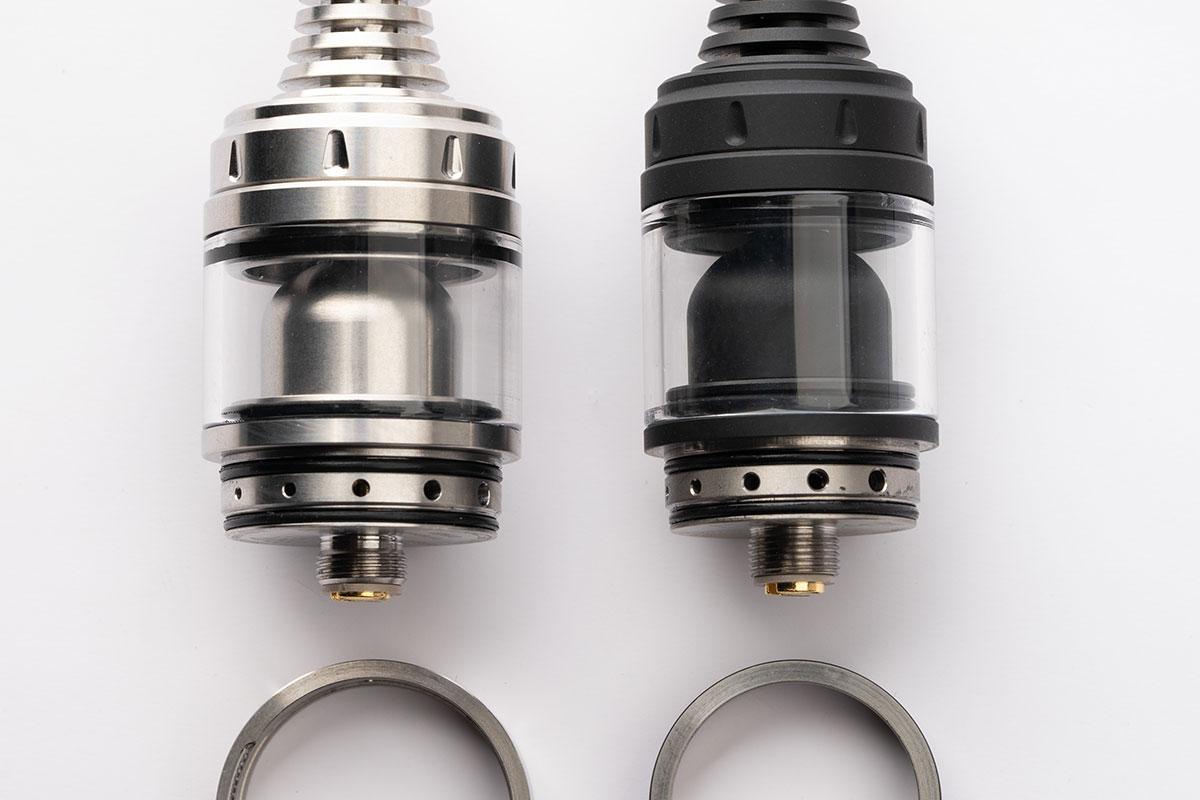 Vandy Vape BERSERKER V1.5 MINI MTL RTAとノーマルの比較4