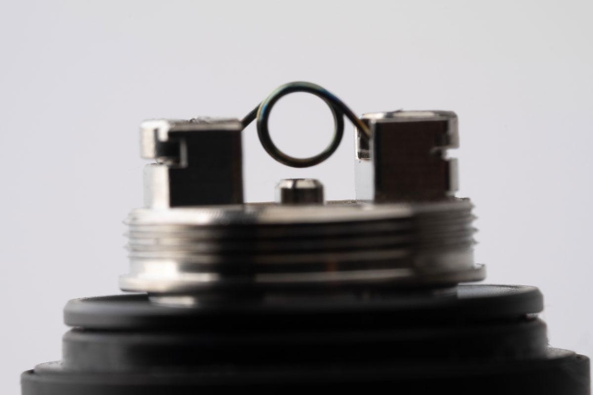 Vandy Vape BERSERKER V1.5 MINI MTL RTAのビルド3