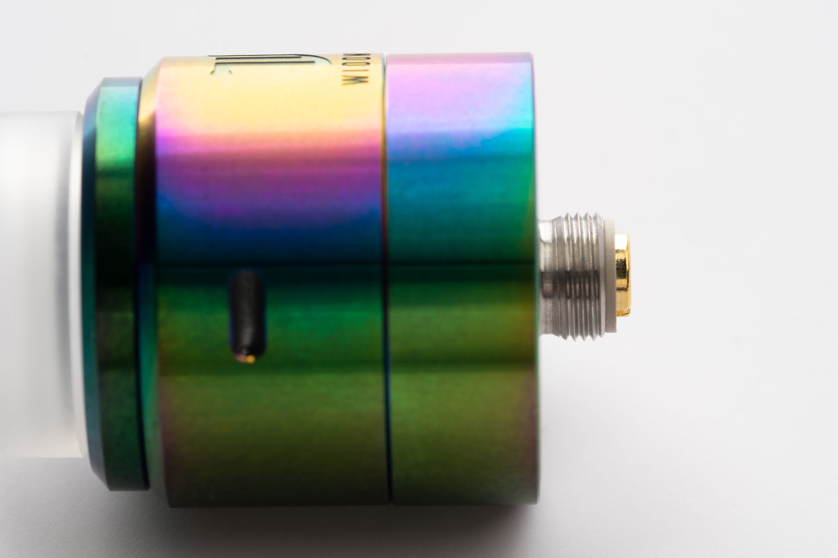 VANDY VAPE WIDOWMAKER RDA レビュー