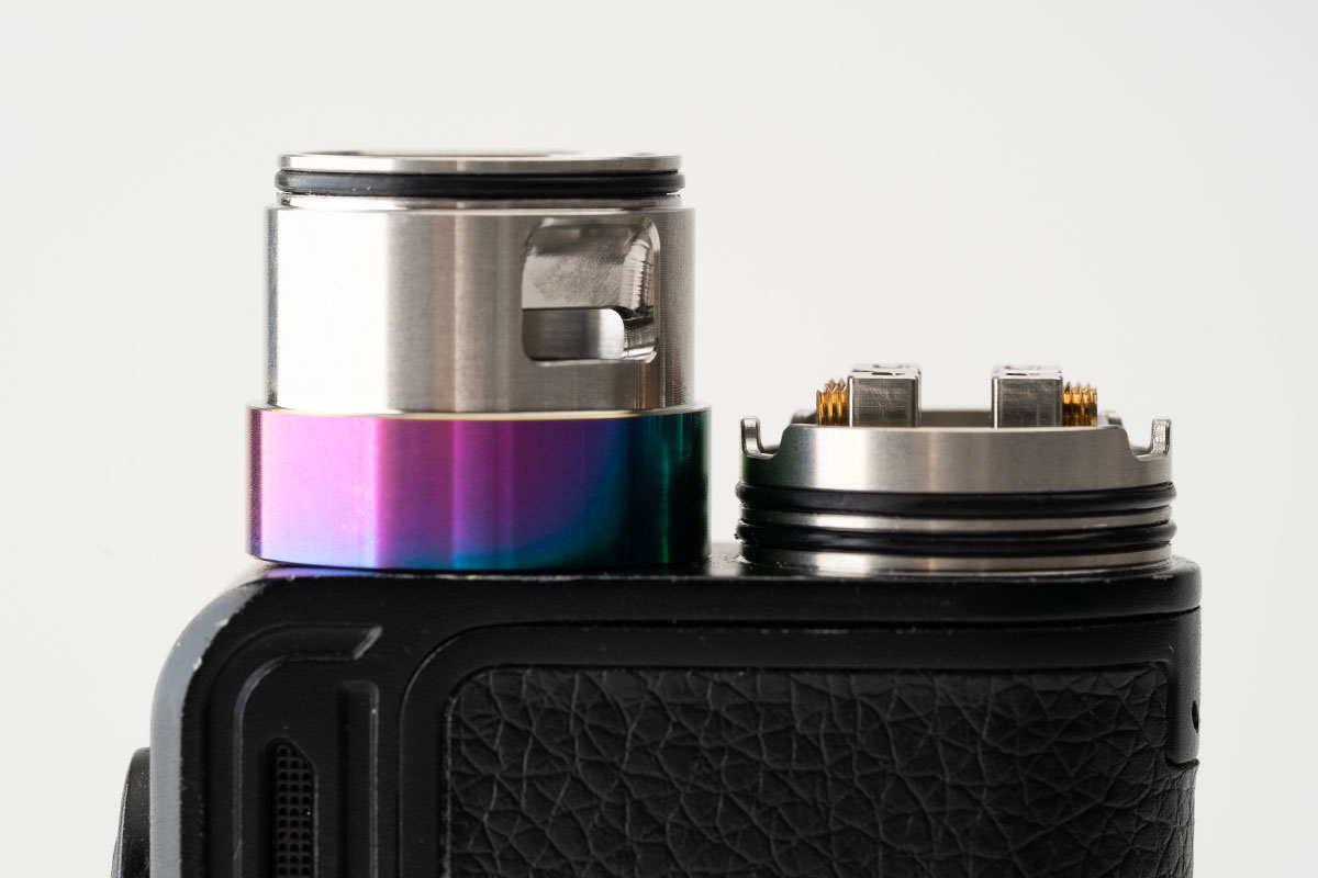 VANDY VAPE WIDOWMAKER RDAのビルド