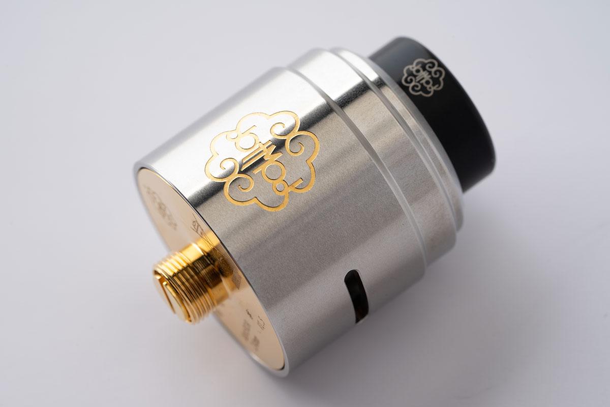dotmod dotRDA 24mm V1.5 レビュー