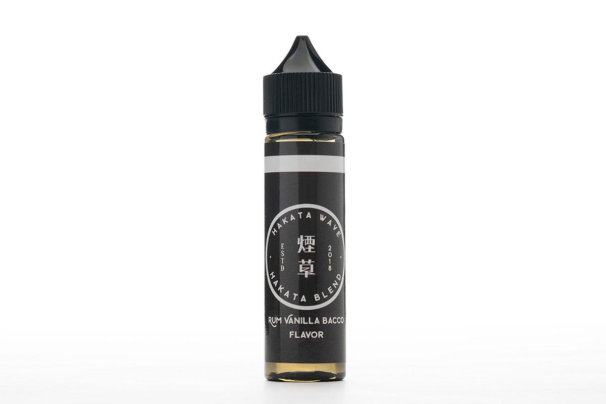 HAKATA WAVE Rum Vanilla Baccoレビュー