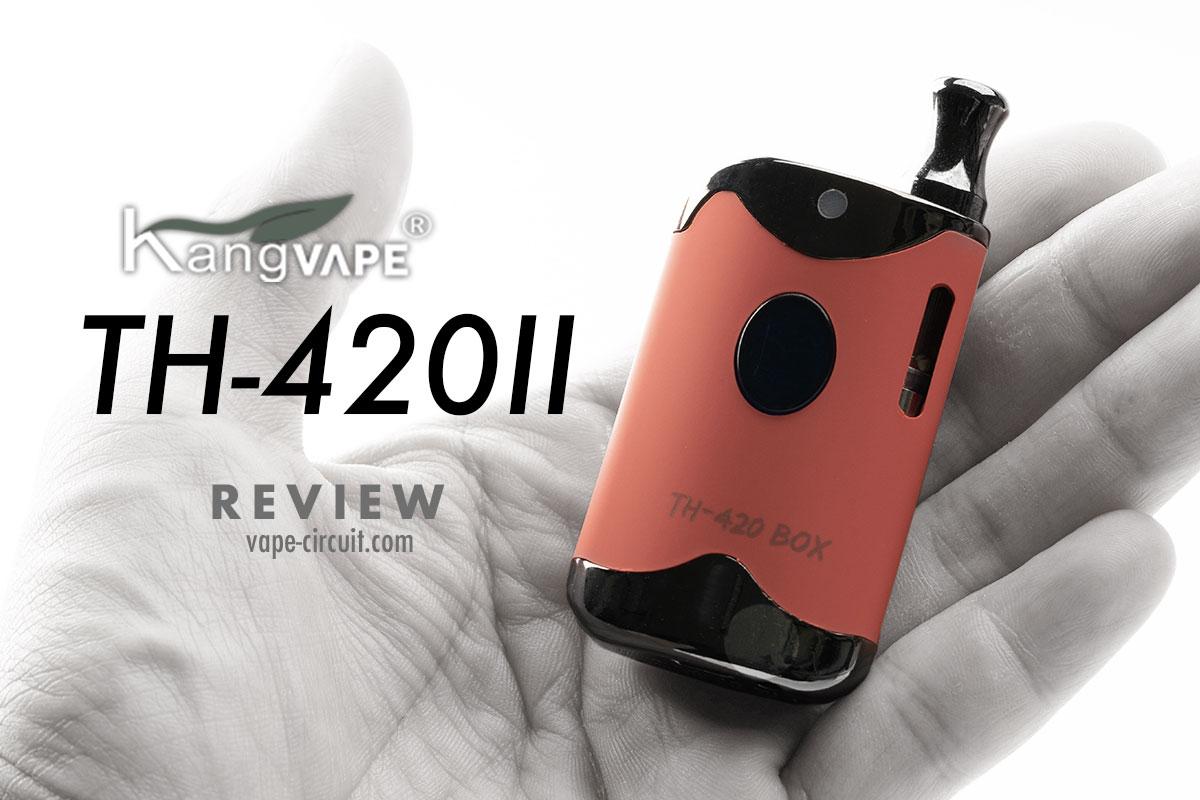KangVAPE TH-420 レビュー
