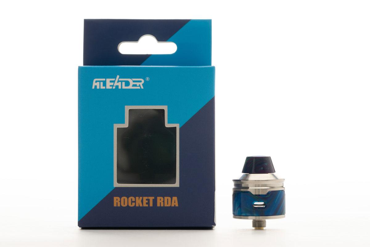 Aleader Rocket RDA レビュー