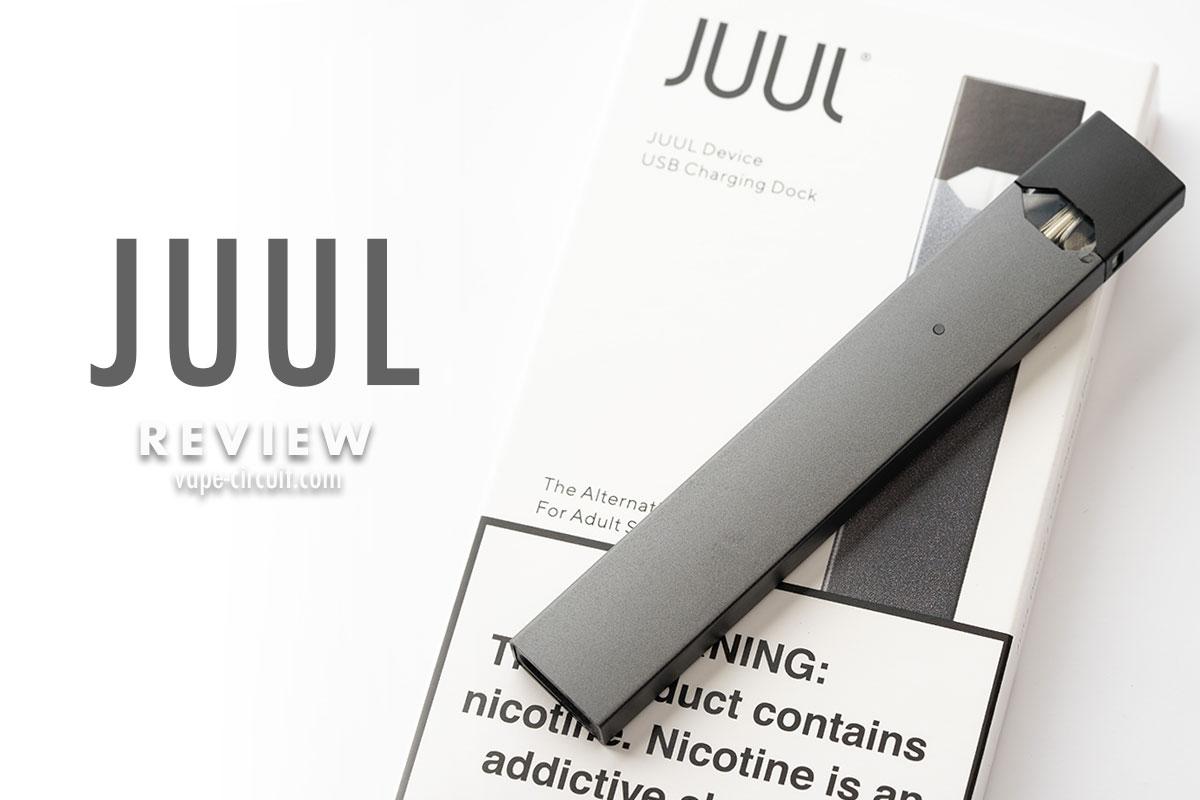 JUUL レビュー
