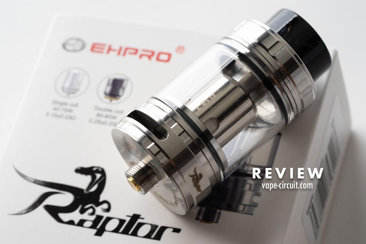 EHPRO Raptor レビュー