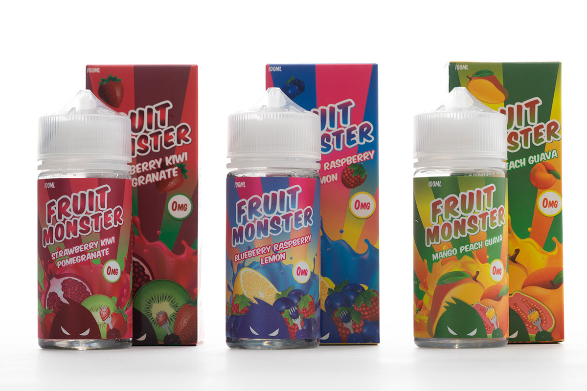 Fruit Monster レビュー