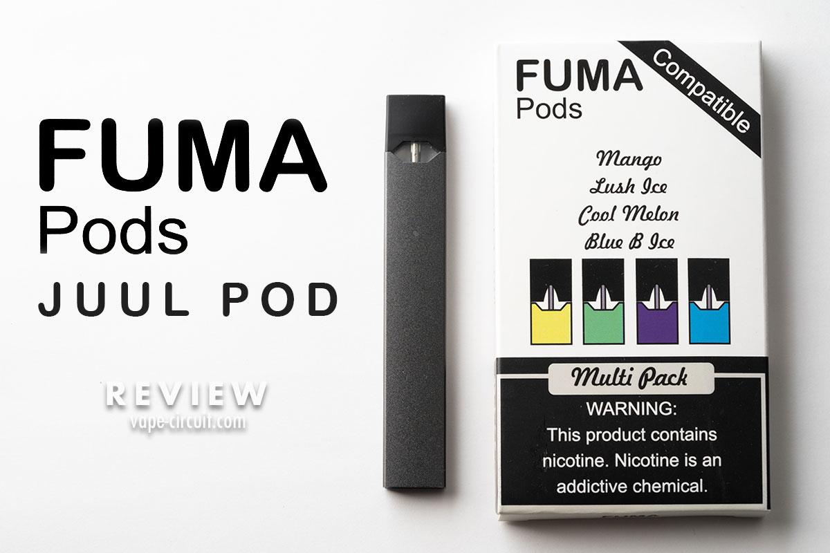 FUMA Pods レビュー