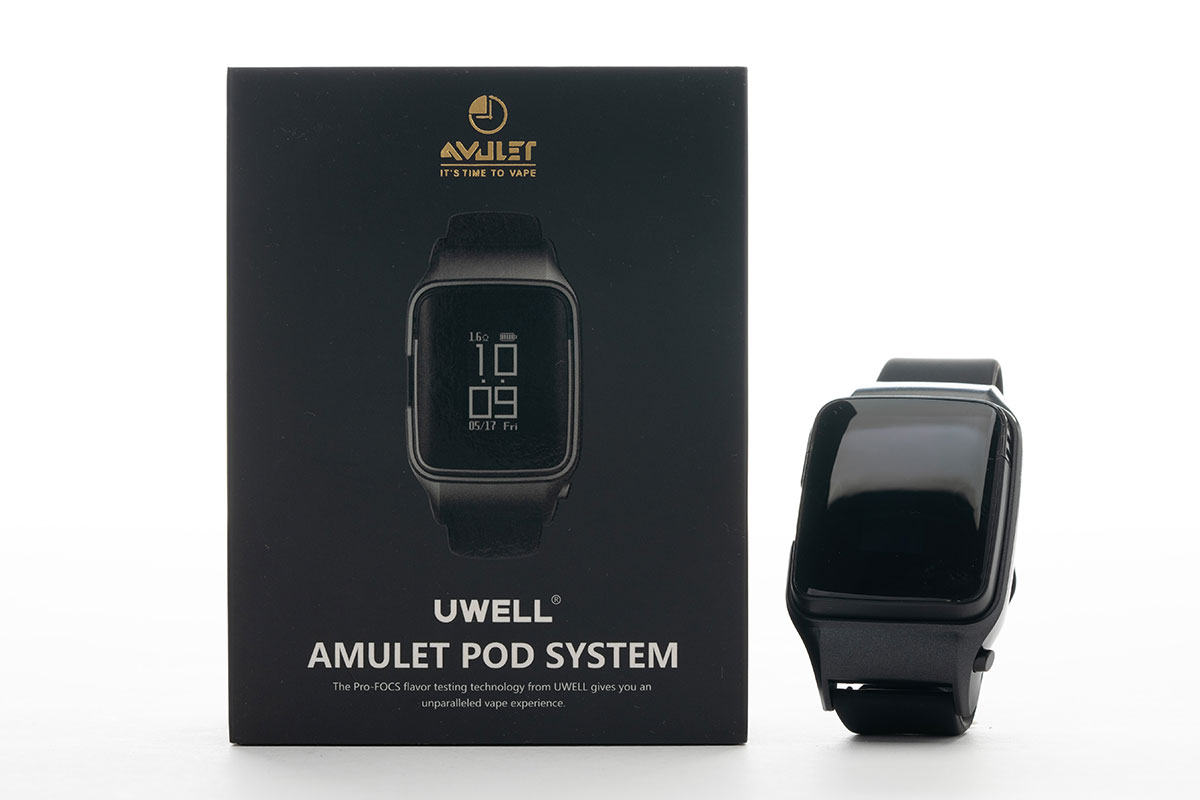 UWELL Amulet レビュー