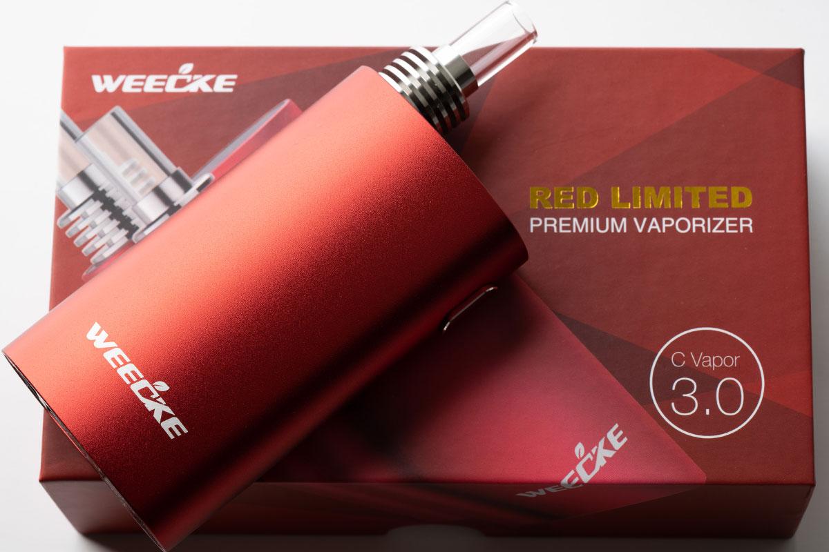 C-VAPOR3.0限定カラー|ドン・キホーテ限定カラー【RED LIMITED】