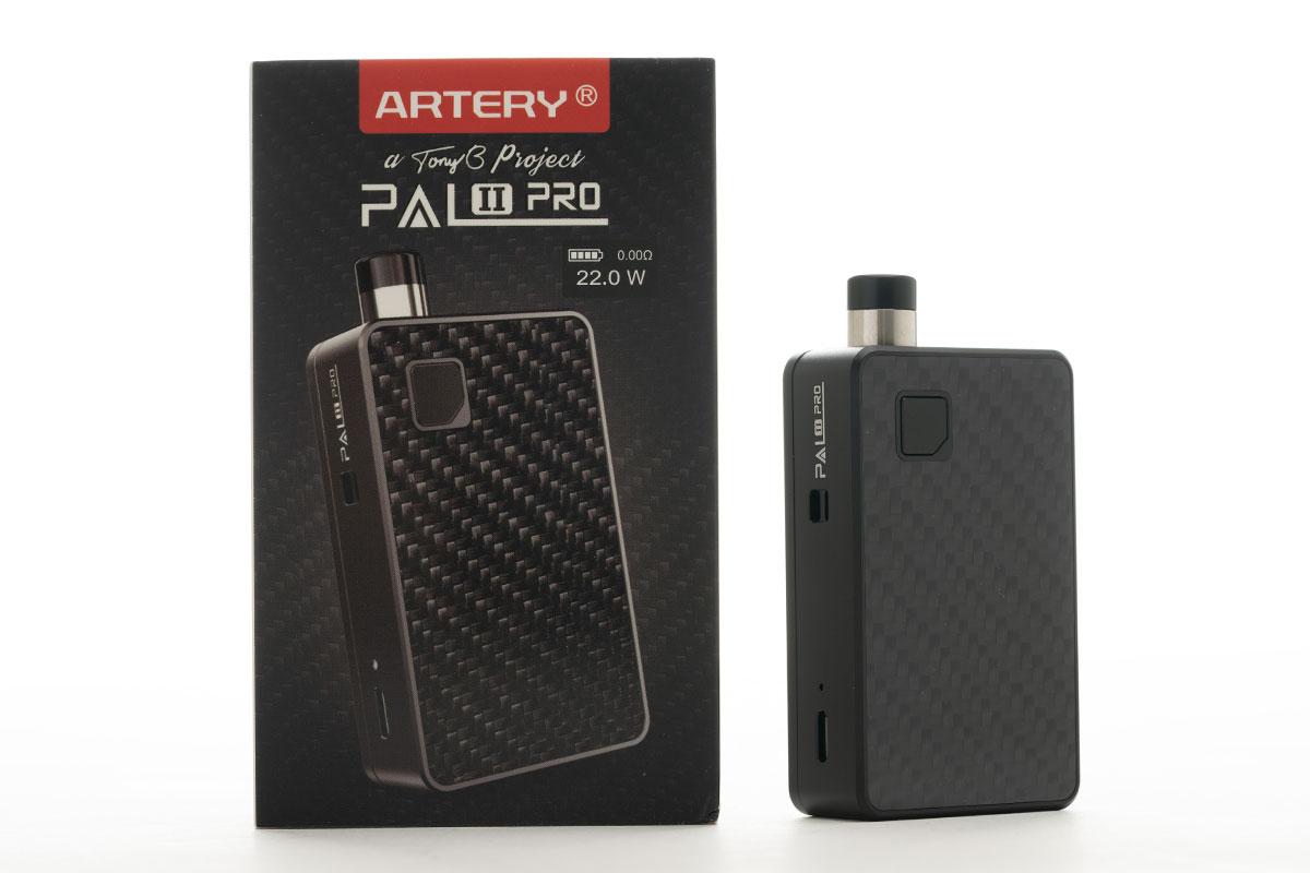 Artery PAL 2 Pro レビュー