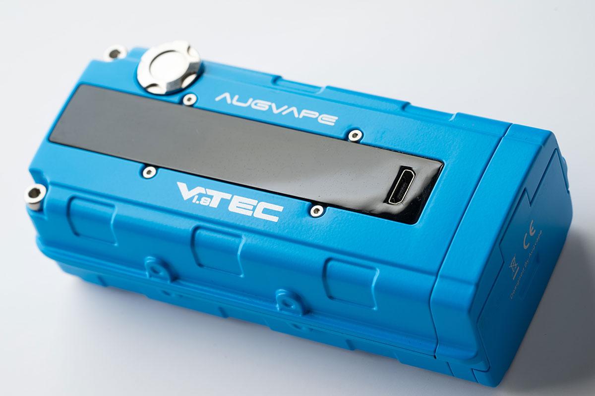AUGVAPE VTECI.8 BOX MOD レビュー