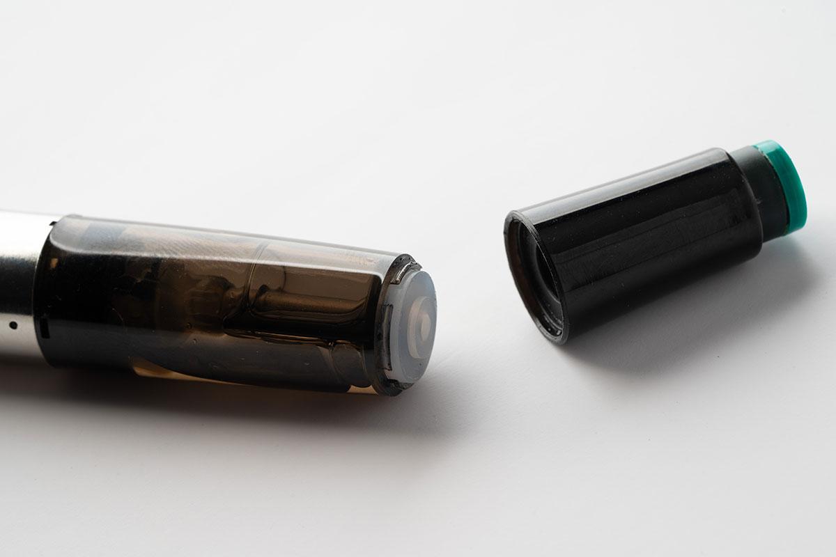 リキッド詰め替え可能なプルームテックプラス互換カートリッジ「ミニプルプラス」を試してみました