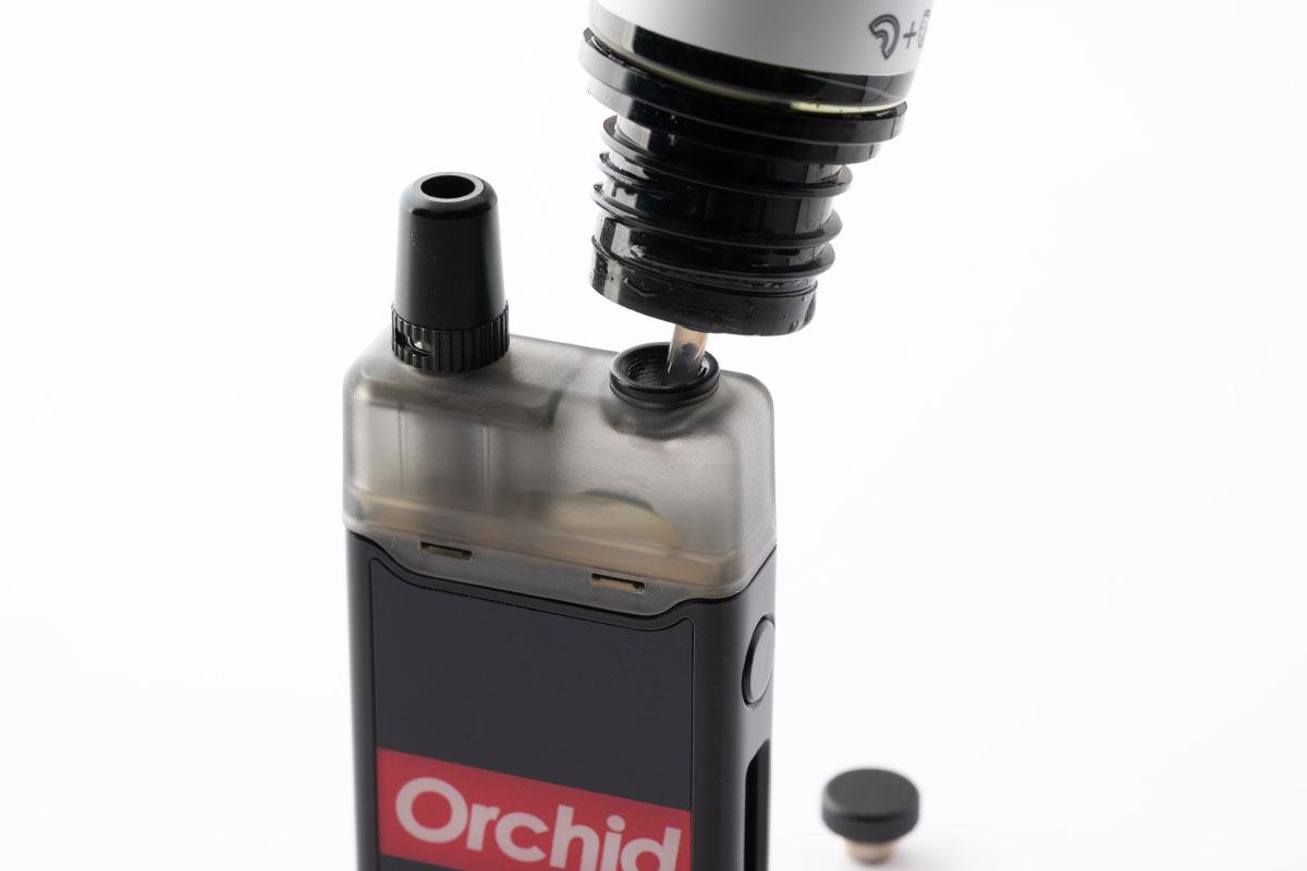 Orchid Pod レビュー
