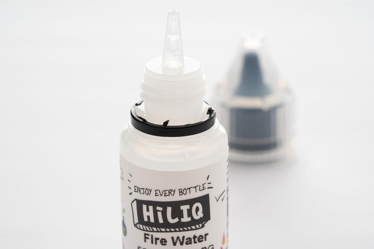 HiLIQ Fire Water レビュー