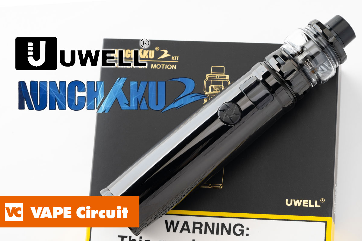 UWELL Nunchaku 2 レビュー