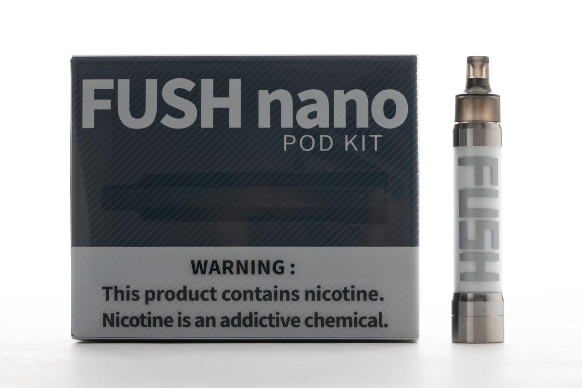 ACROHM FUSH Nano レビュー