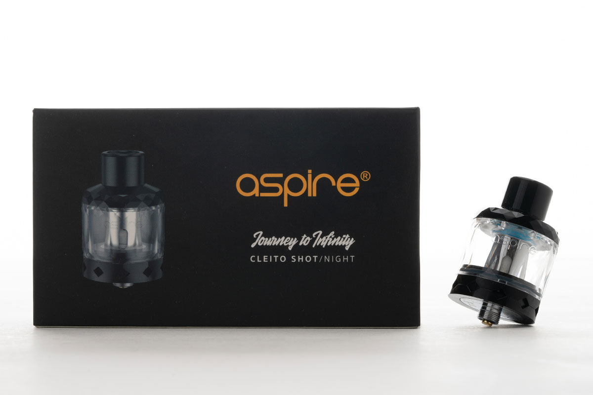 aspire CLEITO SHOT レビュー