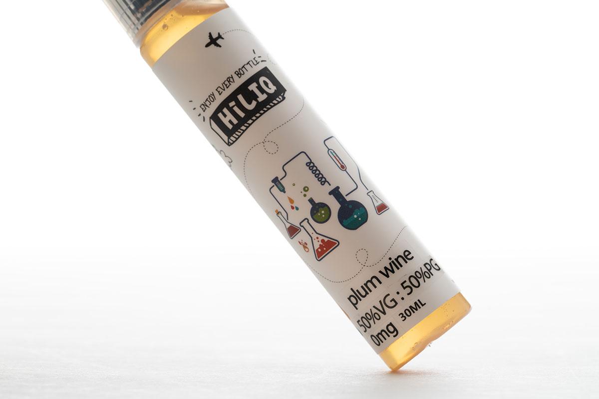 HiLIQ Plum Wine 梅酒 レビュー