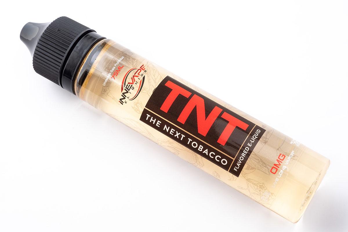 INNE VAPE ELIQUIDS TNT レビュー