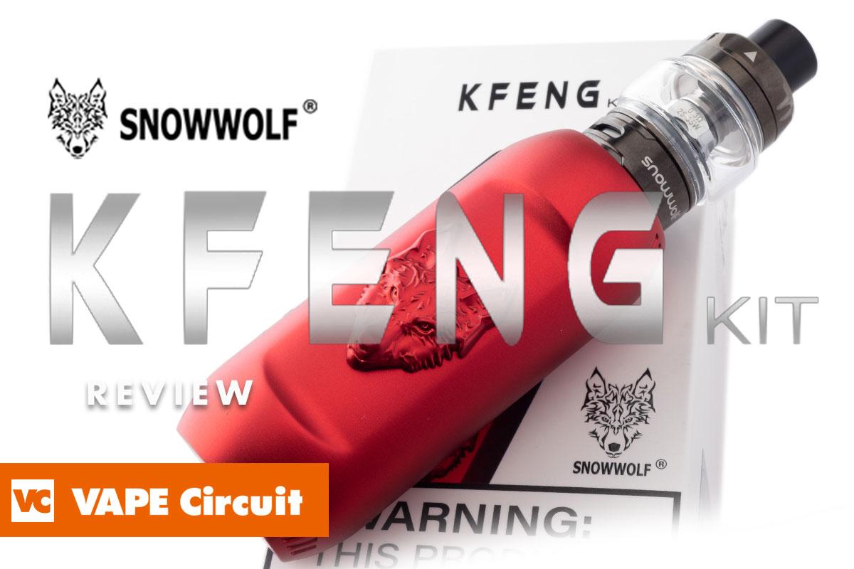 Snowwolf Kfeng レビュー