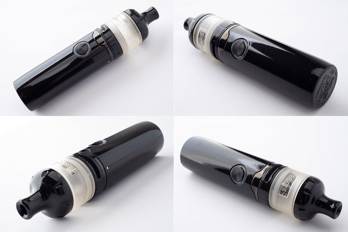 vandy vape BERSERKER S KIT レビュー