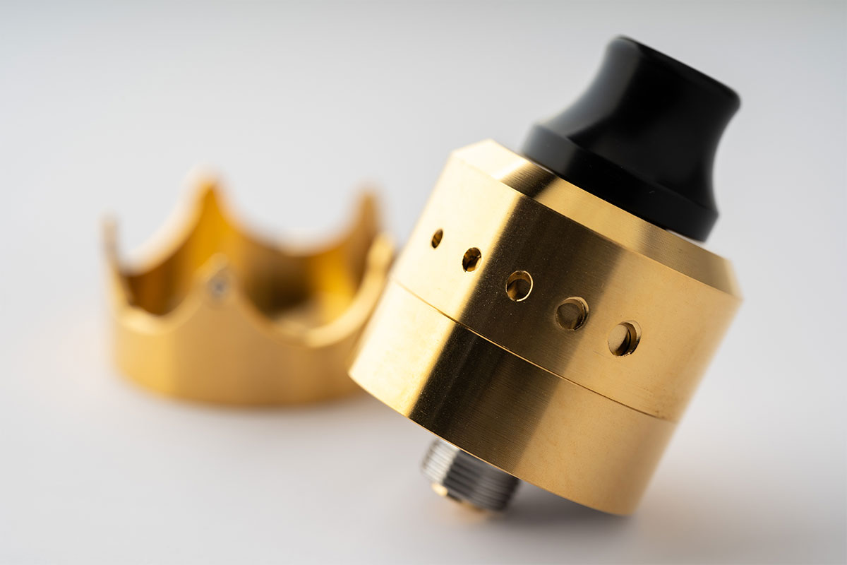 ARCHORDS JAPAN Royal Crown RDA レビュー