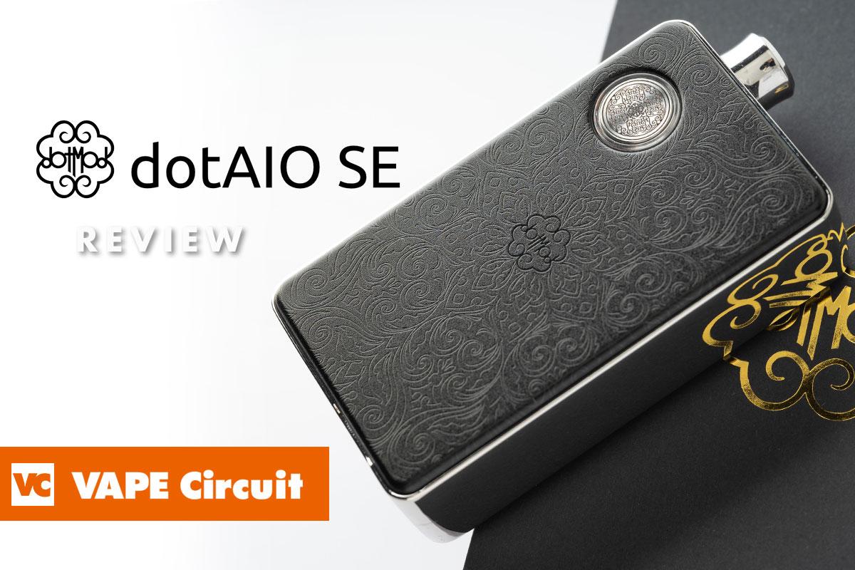 dotmod dotAIO SE レビュー