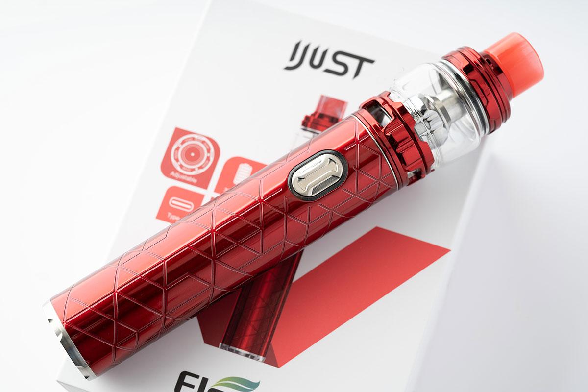 Eleaf iJust 3 Pro レビュー