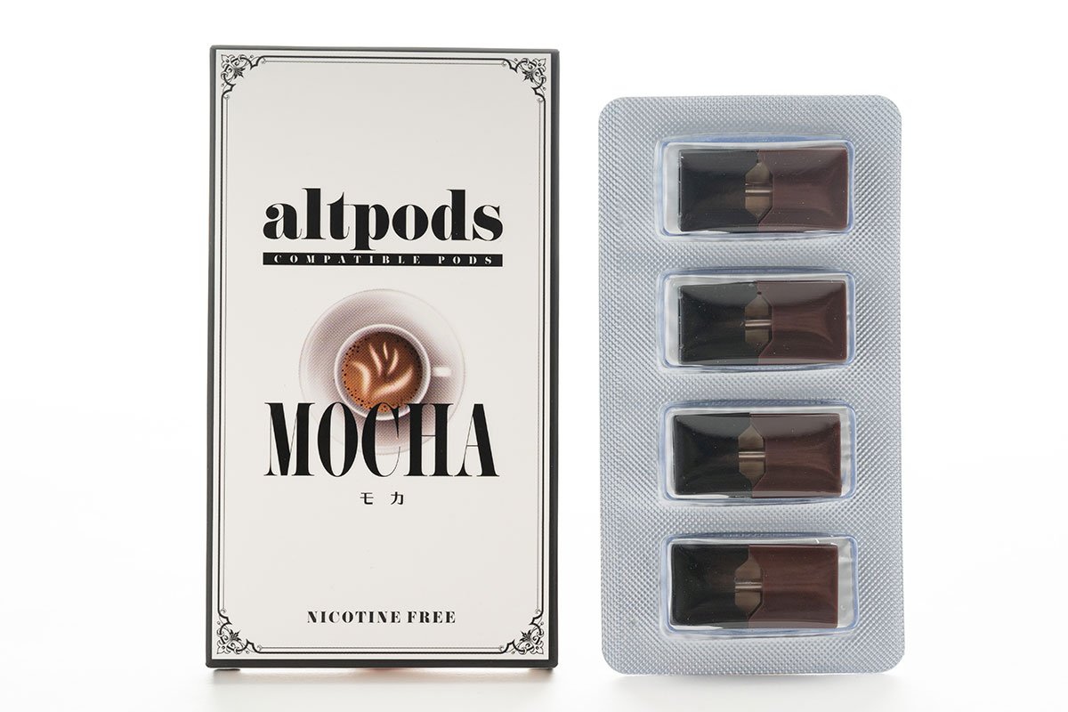 altpods MOCHA(モカ)のレビュー