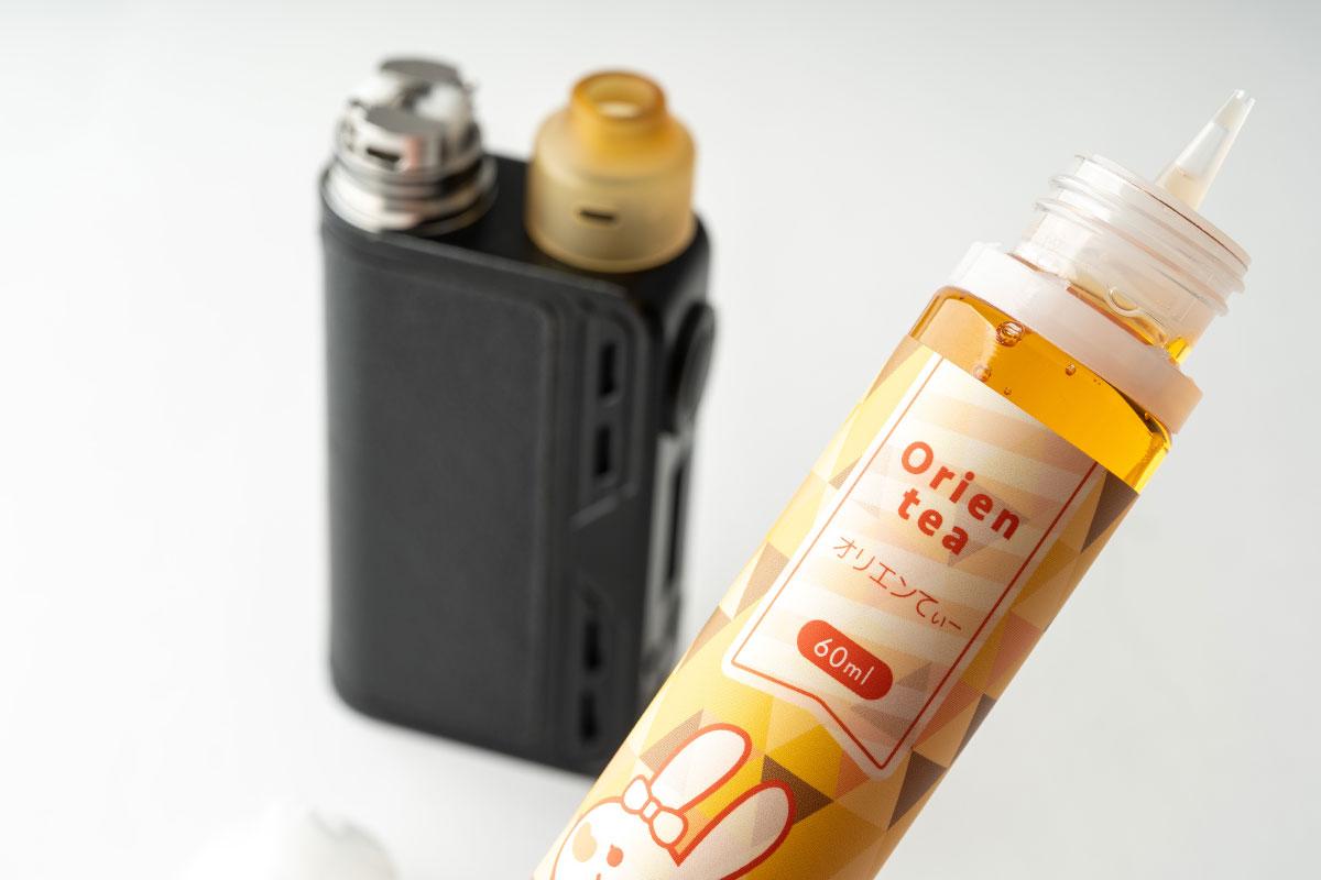 Maru & Square オリエンてぃー Orien tea レビュー