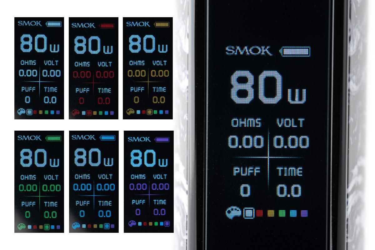 SMOK RPM80 PRO レビュー